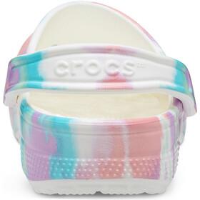 Crocs Classic Tie Dye Graphic Clogs fresco/multi